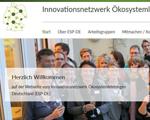 ESP-DE Webseite online!