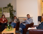 """Diskussionsforum """"Ökosystemleistungen und internationale Verflechtungen"""""""