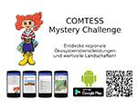 Ökosystemleistungen per Smartphone-App entdecken  – Die COMTESS Mystery Challenge