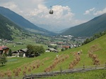 Multifunktionelle Landschaften in den Alpen
